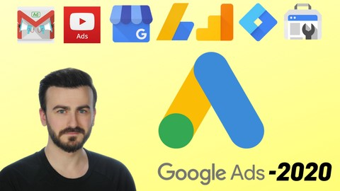 [ÜCRETSİZ] Google ADS ADWORDS 2020 A'dan Z'ye Reklam Eğitimi