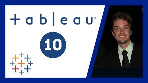 TABLEAU 10 (A-Z): Crea Impactantes DASHBOARDS Interactivos