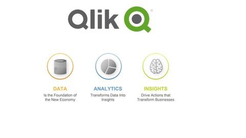 Aprende Business Intelligence con Qliksense desde cero