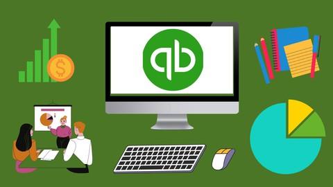 QuickBooks Online Basic to Advanced Training Course 2021