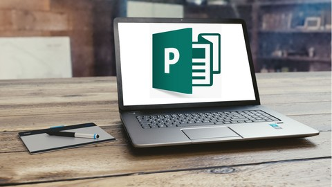 Microsoft Publisher 2020 Complete Course for Beginners
