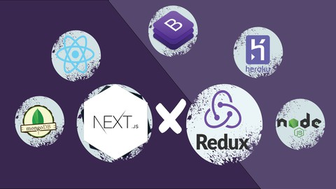 Full Stack Next.js with Redux, Express & MongoDB