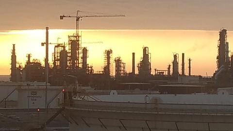 Procesos de Refinación en la Indústria Petrolera