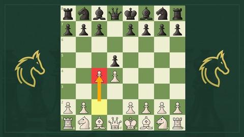 Xadrez: Como vencer utilizando o Gambito da Dama
