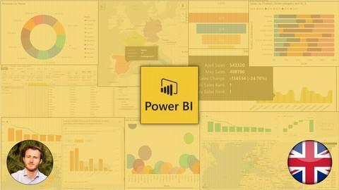 Power BI - Become an Expert in Data Visualisation