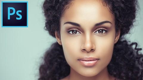 Portrait Retouching Using Adobe Photoshop