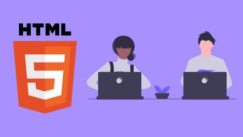 HTML5 para NOVATOS: Introducción al DISEÑO WEB MODERNO 2021