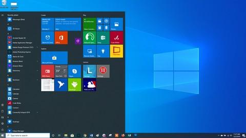 Training for Window 10 & Windows Server 2016