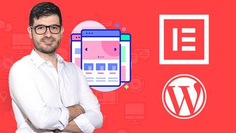 Elementor y WordPress para crear sitios web profesionales