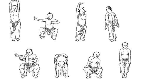 Shaolin Qi Gong - Ba Duan Jin