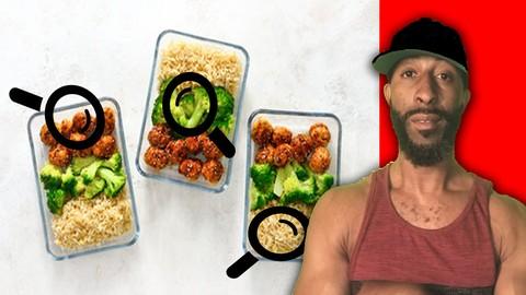 """""""30 Second"""" nutrition label Breakdown"""