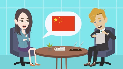 Chinese Intermediate 2 - Everything in HSK 4 (Course A)