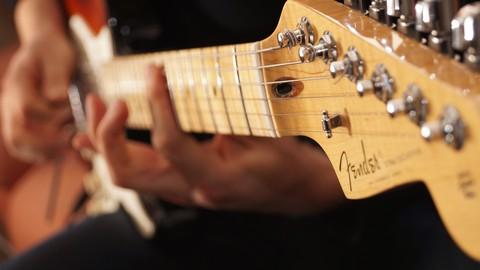 Pentatónicas para Guitarra Eléctrica!