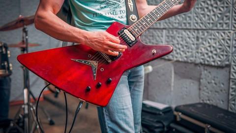 10 Riffs De Guitarra Fácil Para Principiantes