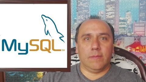 Curso MySQL 8 de cero a experto, practico y completo