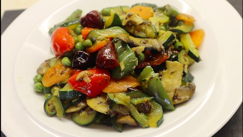 Vegan Vegetarian Cooking Course - Simple Plant- Based Meals