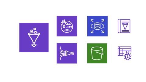 Data Lake, Firehose, Glue, Athena, S3 and AWS SDK for .NET