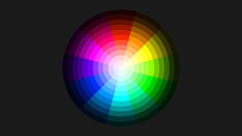Graphic Design Elements: Color Theory and Application