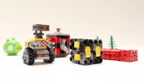Lego Customs Course: Create My Own Creation MOC Lego Sets