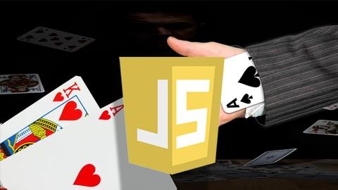 JavaScript DOM Game Blackjack JavaScript Game from Scratch