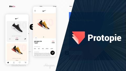 ProtoPie: Design Interactive Prototypes   from Zero to Hero