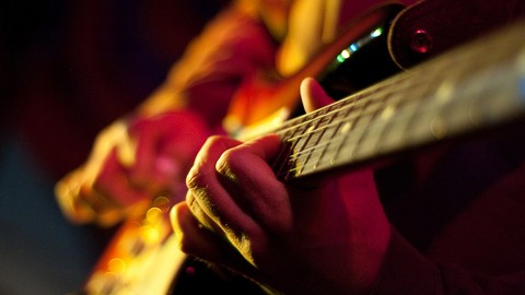 Curso de guitarra - Intermedio
