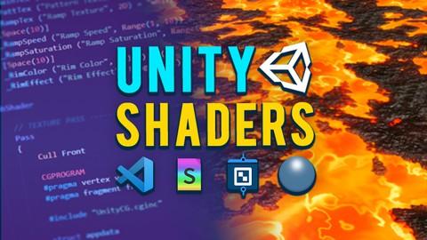 Unity Shaders con CG/HLSL y Shader Graph   Nivel Intermedio