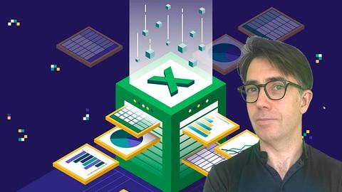 Microsoft Excel Análisis de Datos Power Query y Power Pivot