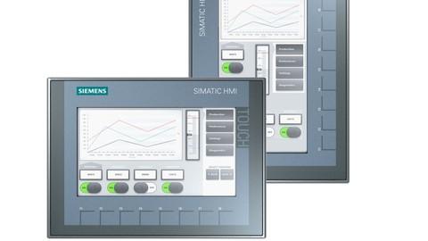 Siemens HMI SCADA- Operator Panel from Basic to Advanced