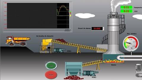Siemens WinCC SCADA Program SCADA2 ( Advanced )