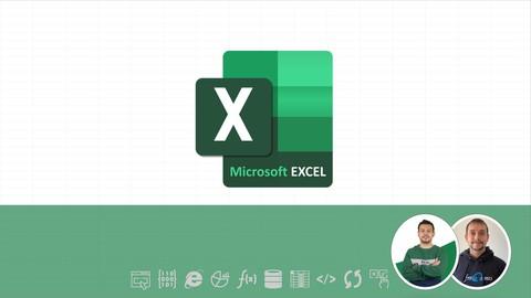 Curso completo de Excel: VBA, T. Dinámicas, Dax, P.Query y +