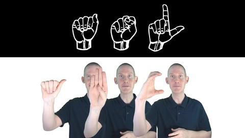ASL Level 1 | The Alphabet | American Sign Language
