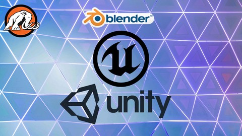 Developing Unity® & Unreal Games and Assets w/ Blender 2.8!