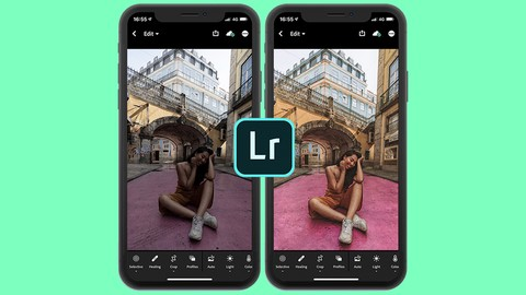 Lightroom Mobile Editing Masterclass: Transform Your Photos