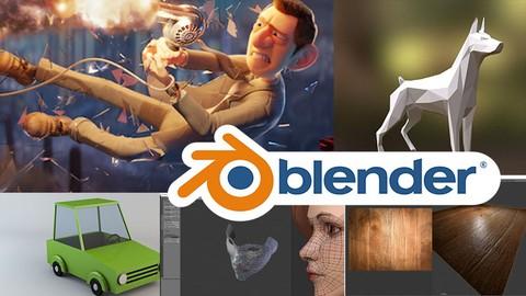 Modelagem fácil com Blender 3D