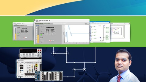NI LabVIEW: Become a LabVIEW Test Engineer
