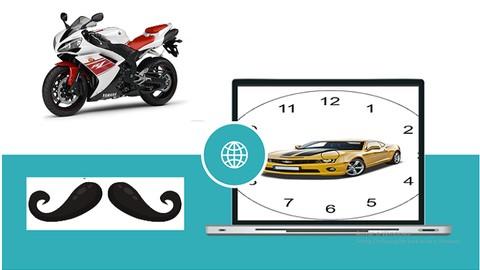 Design Gráfico Eficiente e Simples - Relógio Publicitário
