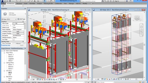 Revit MEP - Electrical systems
