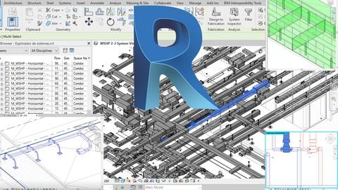 Revit MEP - Mechanical / HVAC systems