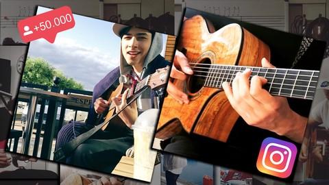 Guitar Course (10 Short Guitar Videos For Instagram)!