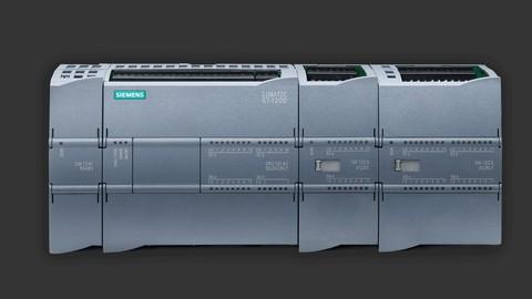 Siemens S71200 PLC is the best start to learn programming