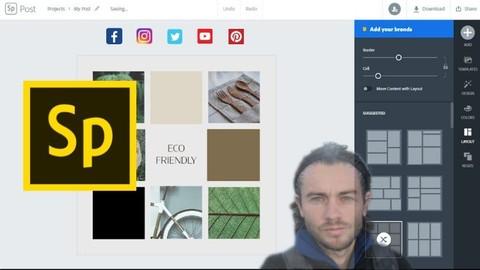 Spark create amazing graphic documents