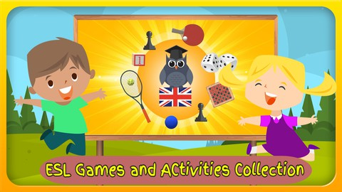 ESL Games and Activities Collection