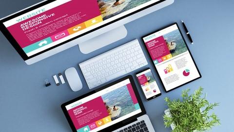 AZ Web Design: Corso Completo da Zero (20+ Ore)