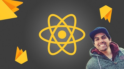 React JS Desde Cero! Hooks, Redux, Context, Firebase y más!