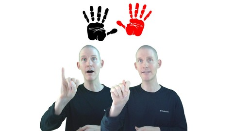 ASL | Fingerspelling Exercises | American Sign Language