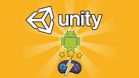 Unity Android 2021 : Build 7 Games with Unity & C#
