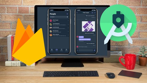 Build Chat App like WhatsApp in Android Studio Tutorial 2020
