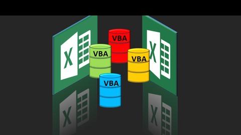 Excel VBA (Makro)Eğitimi FULLSET + MsSQL Server(2021 GÜNCEL)