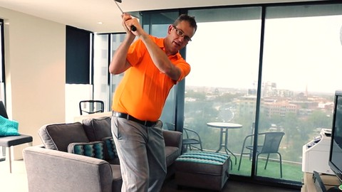 Home Golf: The Ultimate HOME-BASED golf coaching program